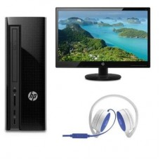 HP PC de Bureau - 4Go de RAM - Core i3 - Disque Dur 500Go
