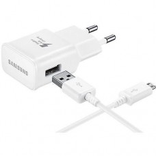 Samsung Charger Chargeur Rapide EP-TA20EWE + Cable Usb