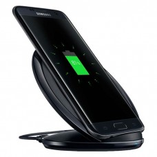 Samsung Chargeur Stand à Induction QI Noir - Charge Rapide
